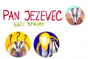 Pan Jezevec - nadpis